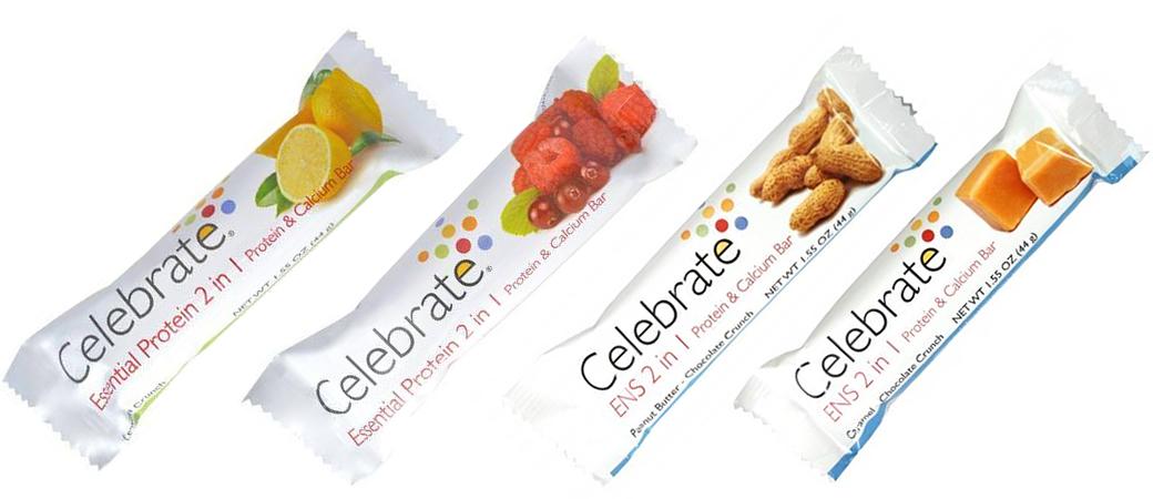 Celebrate Protein Bars