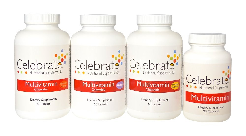 Celebrate Multi-Vitamins