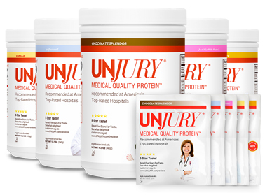 Unjury Protein Powder