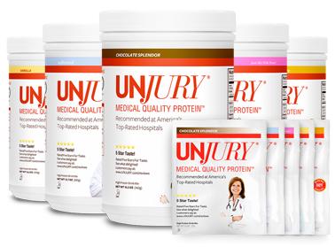 Unjury Protein Powder